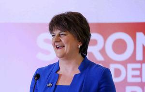 'Progress must continue' - Arlene Foster