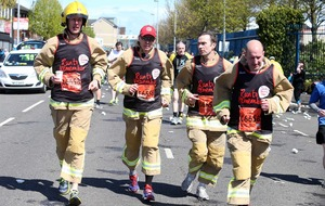 Belfast Marathon May Day madness