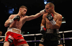 Commonwealth champ Jamie Conlan wants Ulster Hall fight