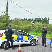 Man shot dead was pensioner Roy Blackman's murder suspect