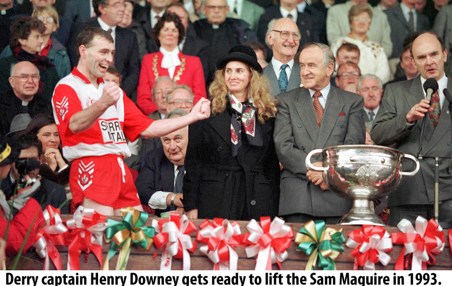 On This Day - May 3 1992: Derry GAA lift National League title, a launchpad for greater heights