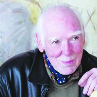 Renowned Co Antrim painter Basil Blackshaw dies