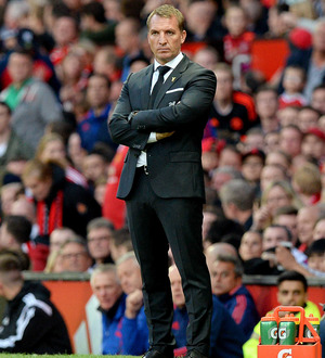 Brendan Rodgers coy over link to Celtic managerial role