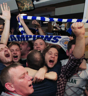 Leicester title win hailed as the 'greatest achievement in sport'