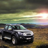 The Isuzu pick-up that's tougher than a Tonka