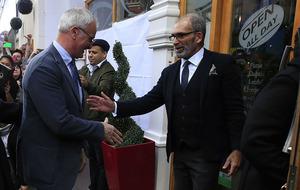 'The emotion was at maximum level' says Claudio Ranieri