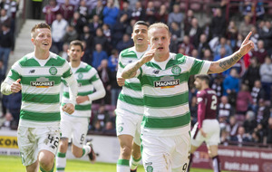 Leigh Griffiths aims to improve on spectacular season for Celtic
