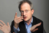 Comic Robin Ince brings his Shambolic Curiosity show to Belfast
