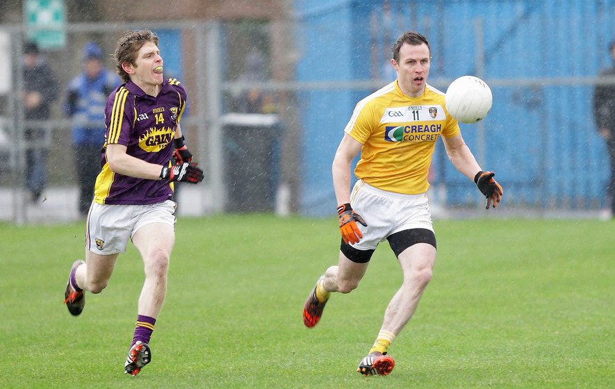 Antrim's Michael McCann must be allowed the freedom to hit Fermanagh where it really hurts