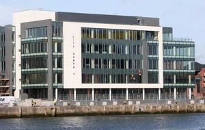 Belfast office lettings at 'strongest level' in years, CBRE reports