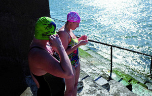 Book Reviews: Hats off to those who go Wild Swimming in Ireland