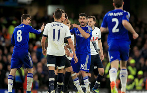 Tottenham and Chelsea charged over derby clashes