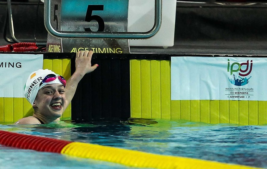 Nicole Turner scoops second medal at European Open Swim Championships