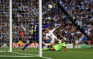 Real Madrid make Champions League final