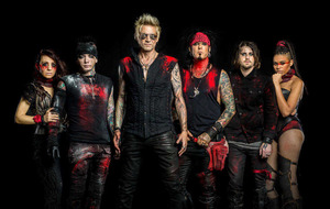 Sixx appeal: Rockers Sixx: AM no longer a 'side project' for former Motley Crue and GN'R men