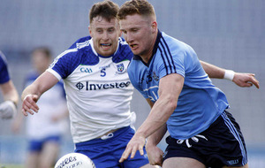 Monaghan ace Fintan Kelly hopes it's winner stays on as Farney prepare for Ulster title defence