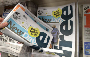 The New Day newspaper to close