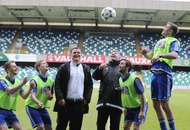 On This Day - May 6 1969: Northern Ireland soccer star Jim Magilton is born