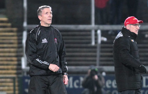 Derry's Damian Barton wants calm heads for Tyrone clash