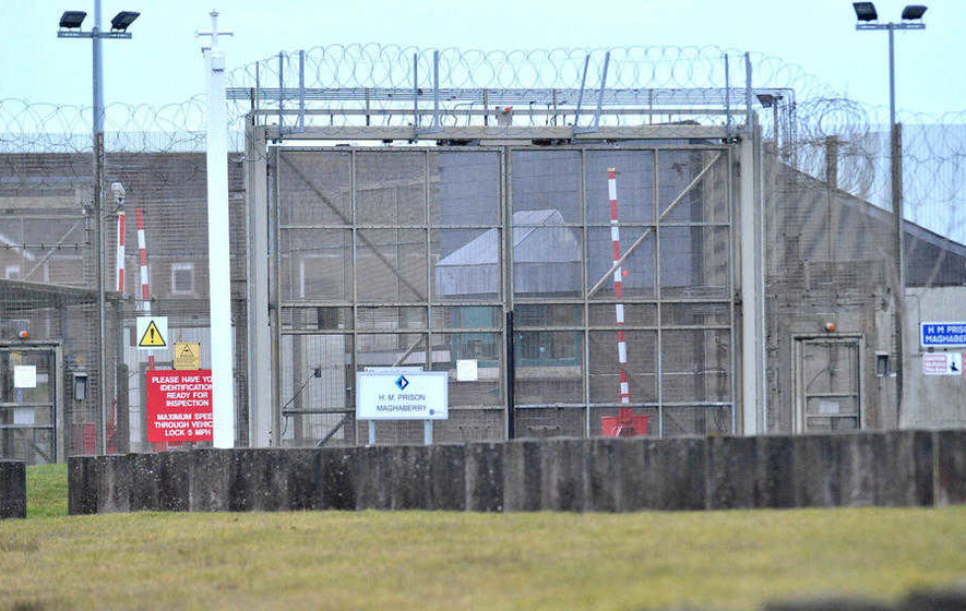 Movement of prisoners aimed at easing tensions at Maghaberry