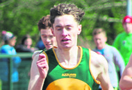 Roland Surlis finds form in Donegal championships 800m