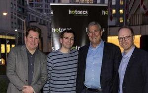 Film company launches $500,000 'silver fund' at Toronto festival