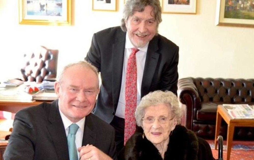 Mother of Newry & Armagh MP Mickey Brady dies aged 107