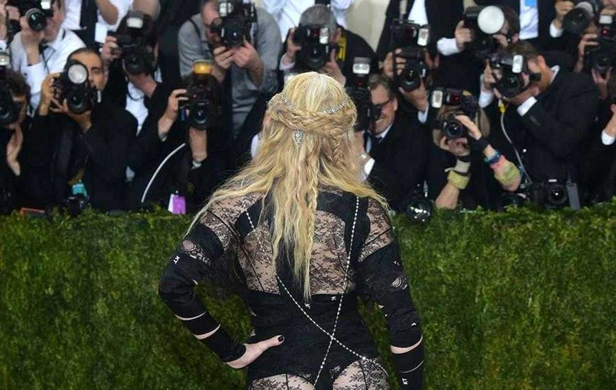 Madonna's Met Gala dress was a 'political statement'