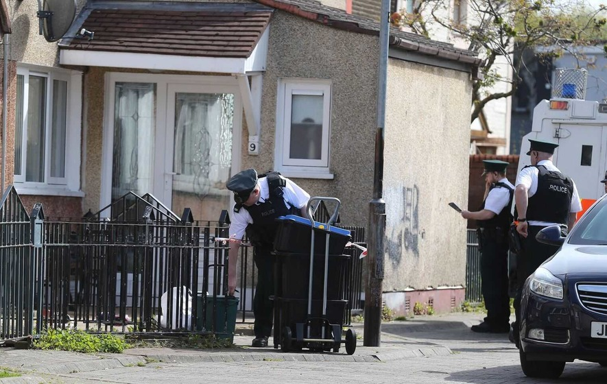 Man (28) shot multiple times in west Belfast murder attempt