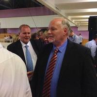 DUP David Hilditch elected in East Antrim