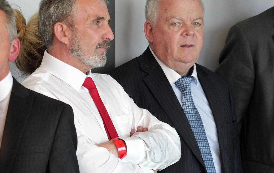 Sinn Féin's Cathal Ó hOisín vulnerable in East Derry