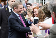 New minority government 'will test our character', re-elected Taoiseach Enda Kenny says