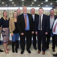DUP stalwart David Hilditch tops the poll in East Antrim