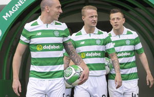 Celtic boss Ronny Deila praises injured captain Scott Brown