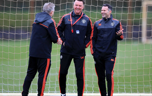 Louis van Gaal targeting revenge against Norwich