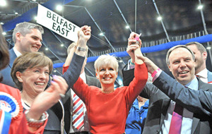 East Belfastt: DUP's Joanne Bunting 'surprised' to top poll in East Belfast