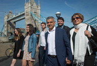 Labour's Sadiq Khan 'set to be named London mayor'