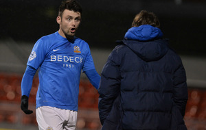 Eoin Bradley and Kevin Braniff may hold the key for Glenavon