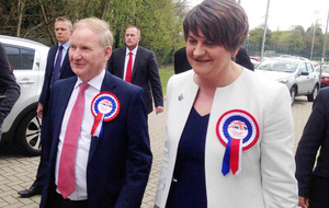 By numbers: Arlene Foster and Gerry Carroll top the vote