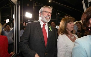 The DUP and Sinn Féin remain in charge at Stormont