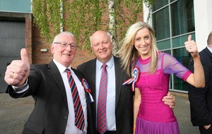 Upper Bann: Nervous wait for Dolores Kelly and John O'Dowd but Carla Lockhart sleeps sound