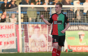 Glentoran set up Europa League play-off clash with Cliftonville