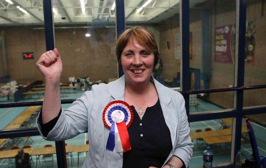 Jenny Palmer secures UUP seat in Lagan Valley at expense of DUP