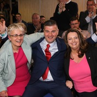SDLP newcomer follows in father's footsteps while Jim Wells also elected in South Down
