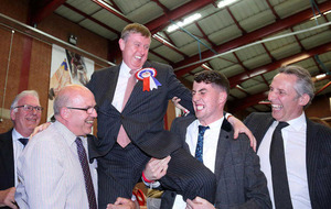 North Antrim: David McIlveen of the DUP loses his seat