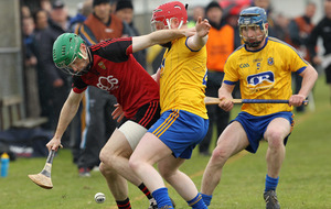 Saturday's hurling results
