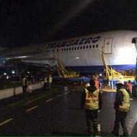 Co Sligo village at standstill as Boeing 737 arrives by barge
