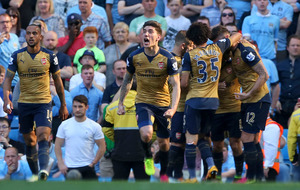 Manchester City top four hopes in balance after Arsenal draw