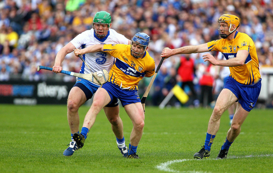 First blood to Clare as they depose champions Waterford