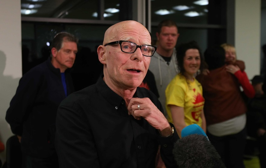 Eamonn McCann: Election is a move away from tribal politics
